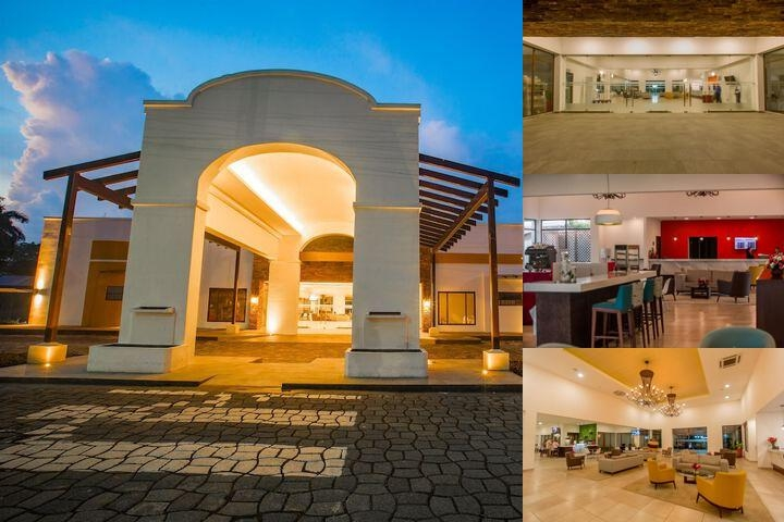 Best Western Las Mercedes Airport photo collage
