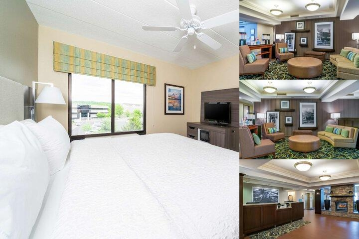 Hampton Inn & Suitesphoenixville photo collage