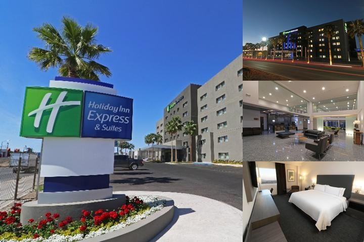 Holiday Inn Express & Suites Blvd. Colosio photo collage