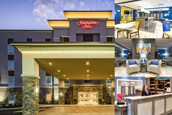 Hampton by Hilton Lockport photo collage