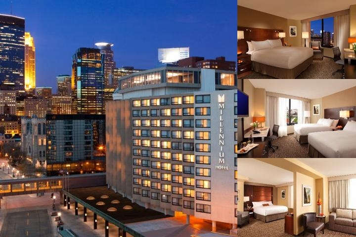 Millennium Hotel Minneapolis photo collage