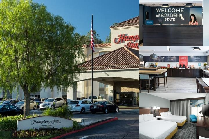 Hampton Inn Santa Clarita photo collage