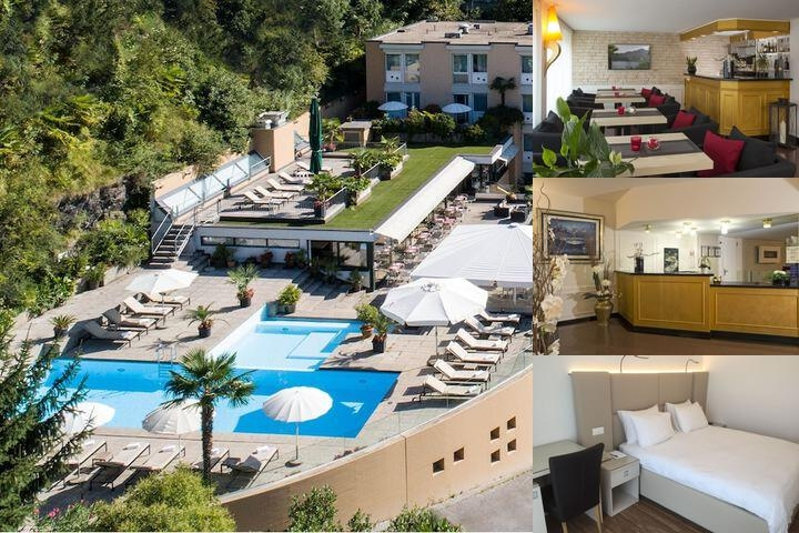 Hotel Campione photo collage