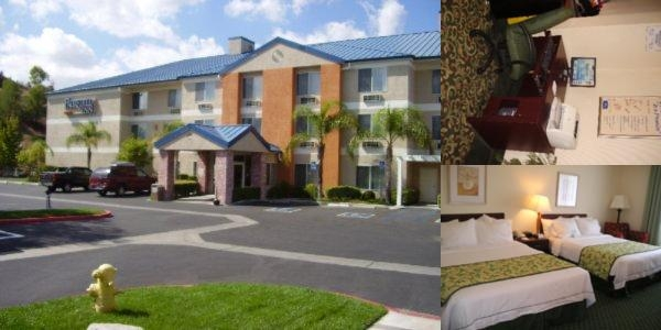 Fairfield Inn Santa Clarita photo collage