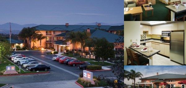 Residence Inn Santa Clarita photo collage