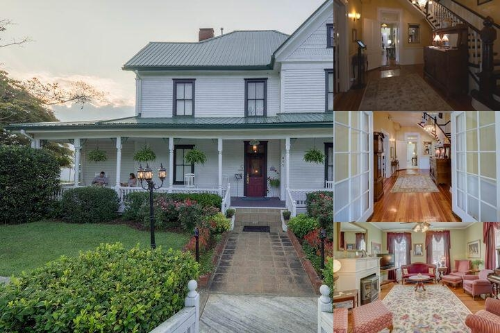 Blue Ridge Inn Bed & Breakfast photo collage