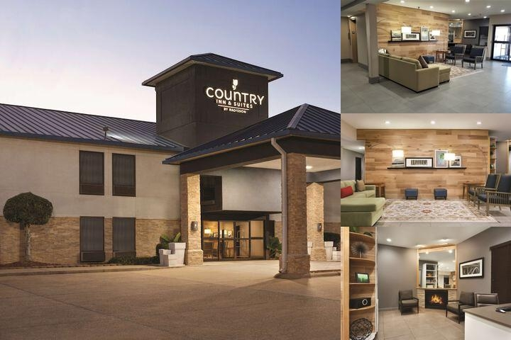 Country Inns & Suites Bryant Little Rock Ar photo collage