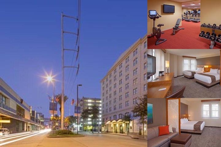 Hyatt Place New Orleans Convention Center photo collage