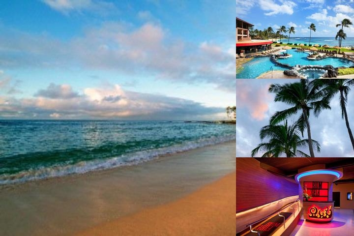 Sheraton Kauai Resort photo collage