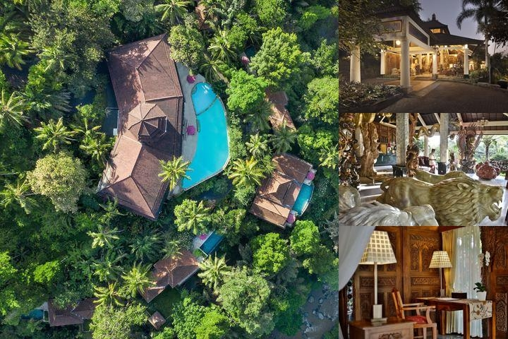 Ayung Resort Ubud photo collage