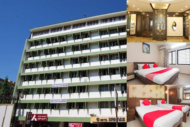 Hotel Srinivas photo collage