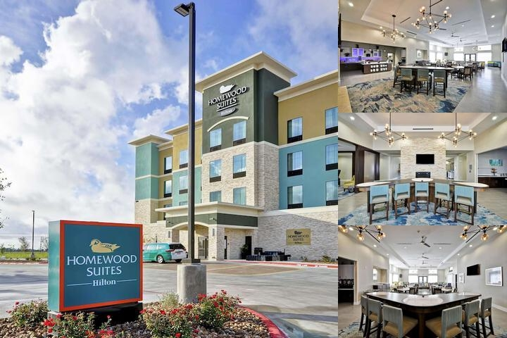 Homewood Suites by Hilton New Braunfels photo collage