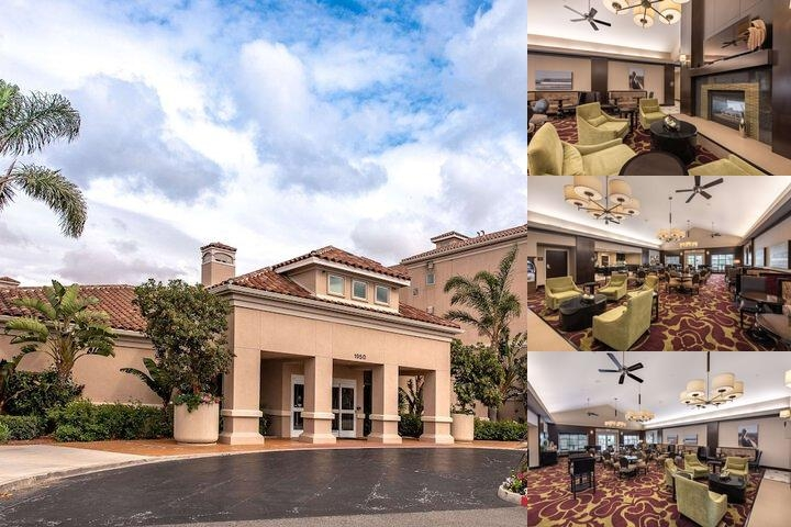 Homewood Suites by Hilton Oxnard / Camarillo photo collage
