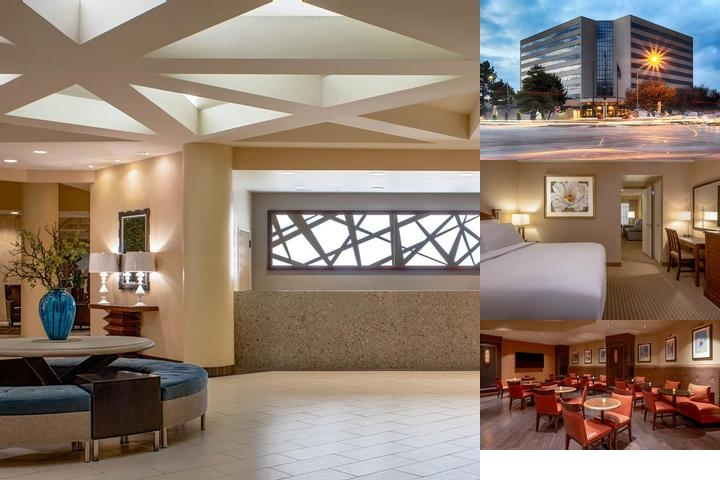 Doubletree Suites by Hilton Salt Lake City Downtow photo collage