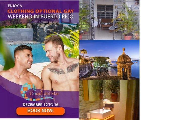 Coqui Del Mar Guest House photo collage