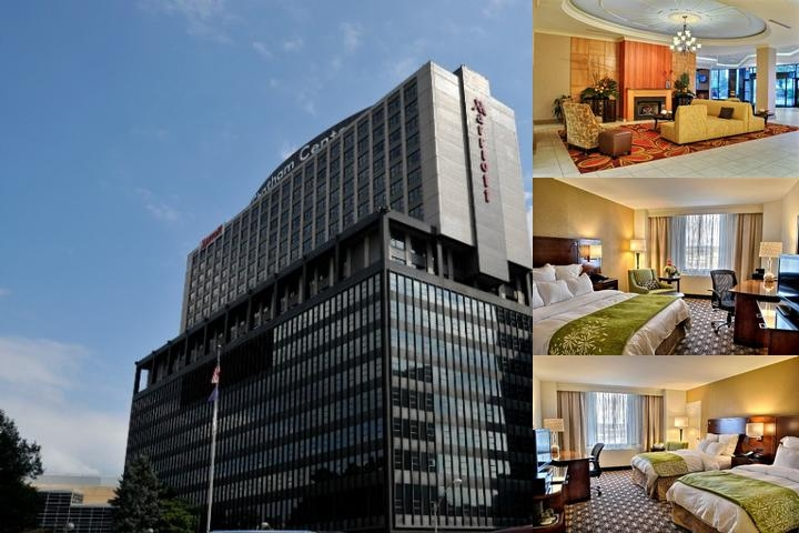 Pittsburgh Marriott City Center photo collage