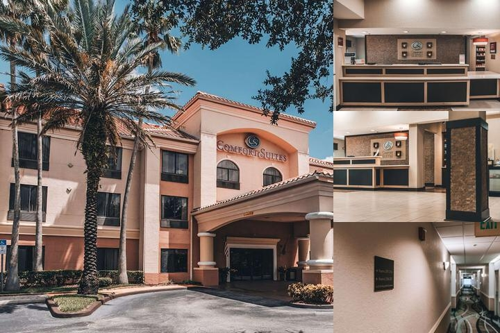 Comfort Suites Ucf / Research Park photo collage
