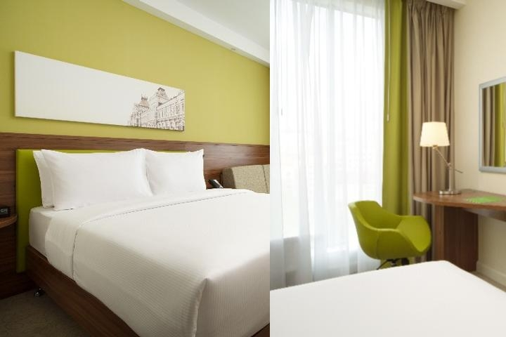 Hampton by Hilton Nizhny Novgorod photo collage