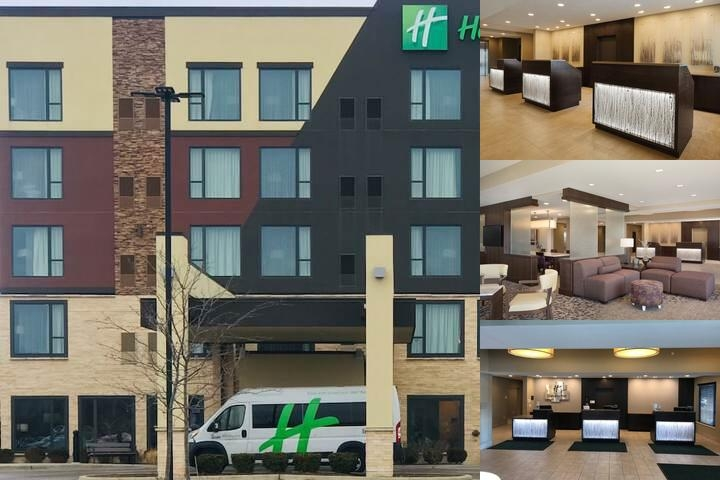 Radisson Schaumburg photo collage