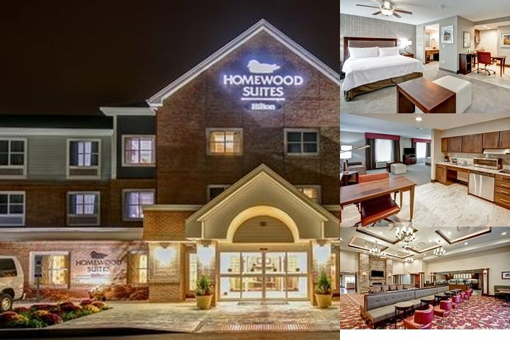 Homewood Suites Bridgewater Branchburg photo collage