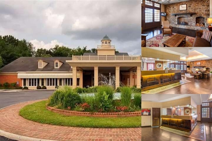 Best Western Radford Inn photo collage