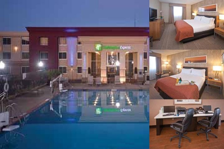 Holiday Inn Express San Francisco Airport South photo collage