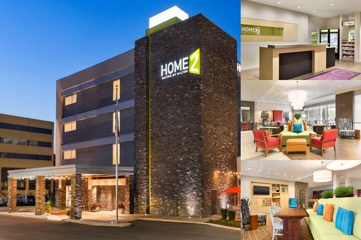 Home2 Suites by Hilton Independence photo collage