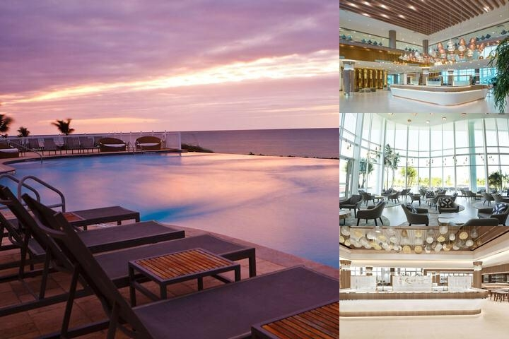 Hilton at Resorts World Bimini photo collage