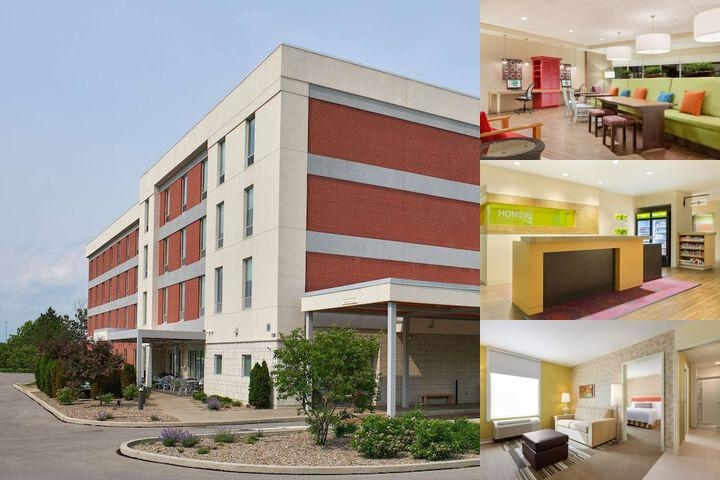 Home2 Suites by Hilton Youngstown photo collage