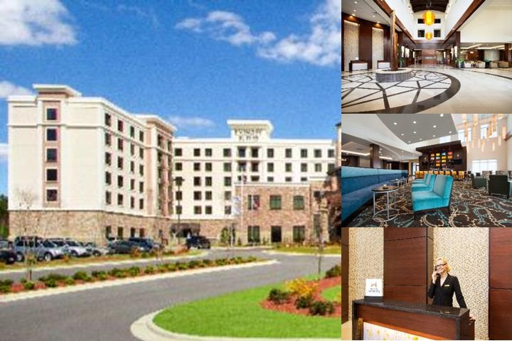 Embassy Suites by Hilton photo collage