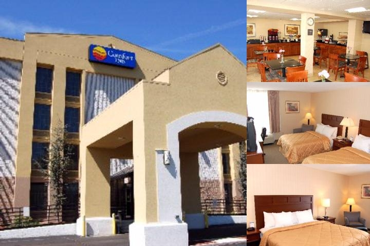 Comfort Inn Wetheresfield / Hartford photo collage