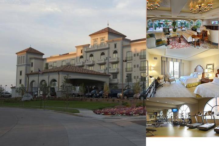 Woolleys Classic Suites photo collage
