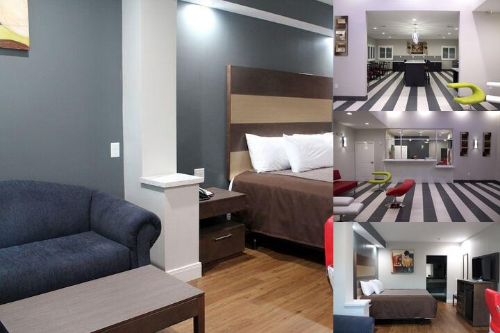 Grand Villa Inn & Suites photo collage