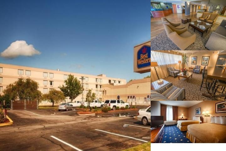Best Western Olympic Inn photo collage