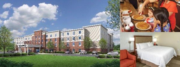Hampton Inn & Suites Yonkers photo collage