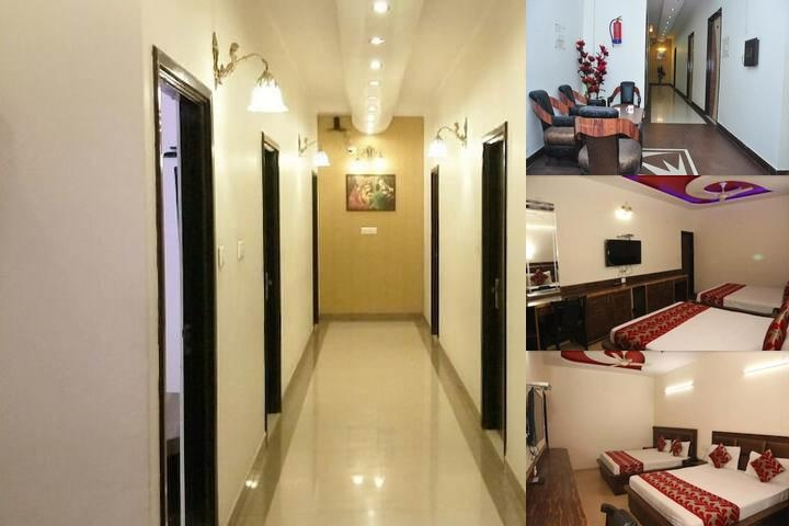 Hotel New Ss Residency photo collage