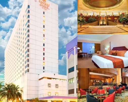 Crowne Plaza Hotel Jakarta photo collage