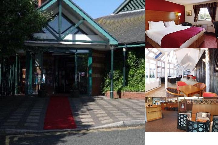 Mercure Wigan Oak Hotel photo collage