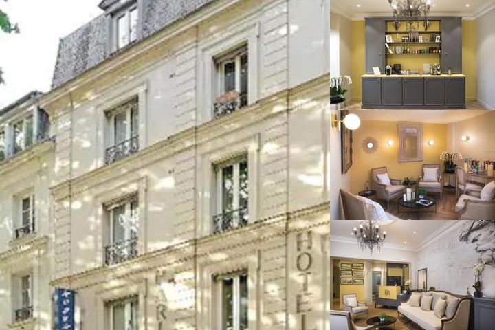 Hotel Des Roys photo collage