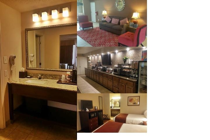 Best Western Canton Inn photo collage