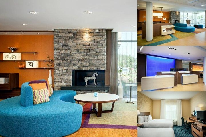 Fairfield Inn & Suites Tacoma Dupont photo collage