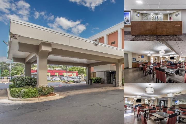 Comfort Inn Jackson photo collage