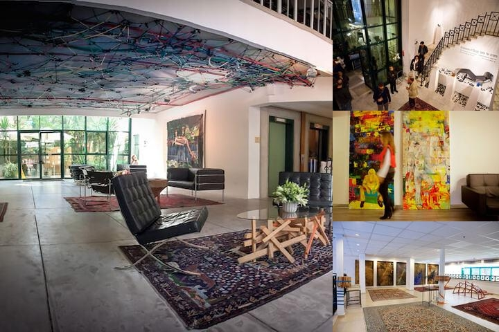 The Diaghilev Live Art Boutique Hotel photo collage
