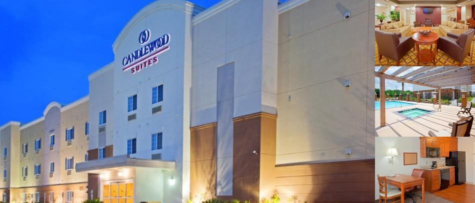 Candlewood Suites Beltway 8 / Iah photo collage