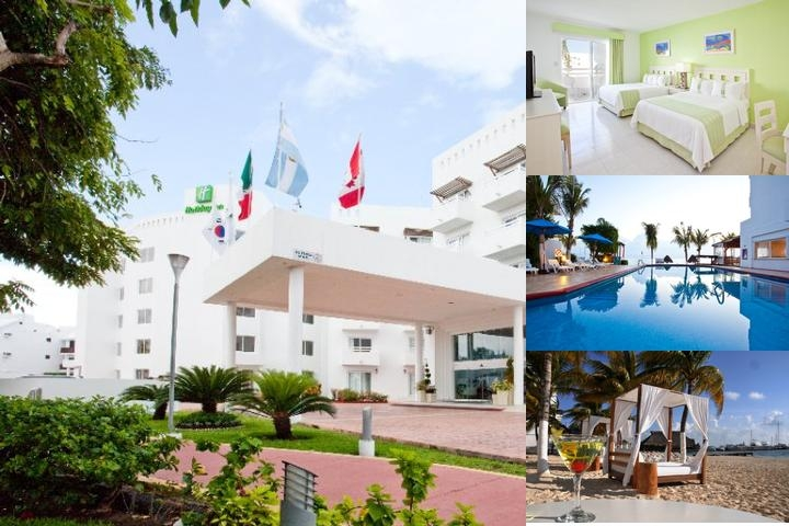 Holiday Inn Cancun Arenas photo collage