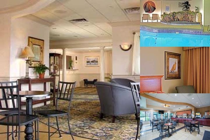 Anchorage Inn & Suites photo collage