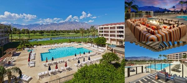 Doubletree By Hilton Hotel Golf Resort Palm Springs Photo Collage