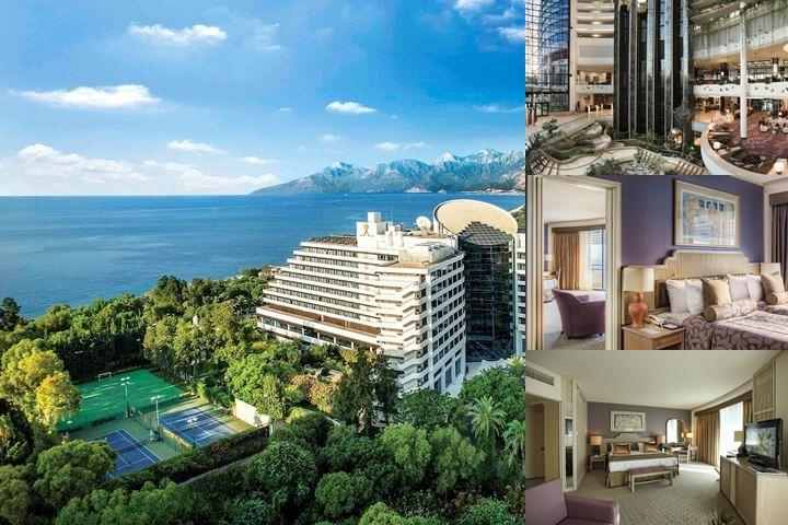 Rixos Downtown Antalya photo collage