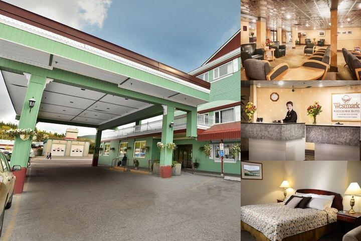 Westmark Whitehorse Hotel & Conference Center photo collage