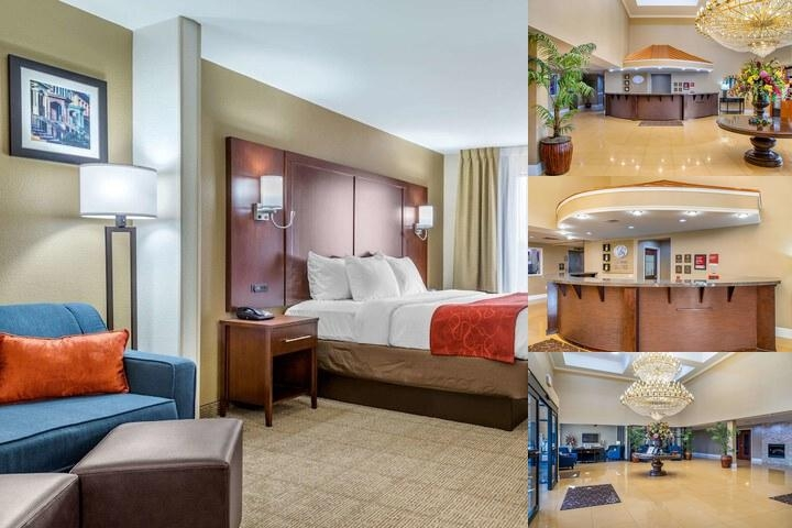 Comfort Suites Savannah Gateway photo collage
